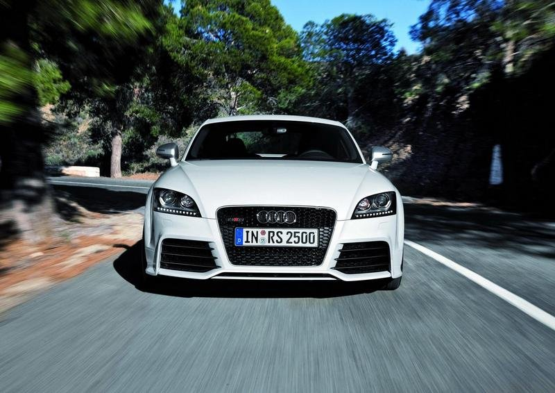 Audi TT RS - German prices announced