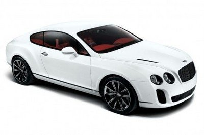 Bentley Continental Supersports priced at $267,000