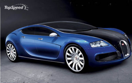 Bugatti Royale on sale in the next three years