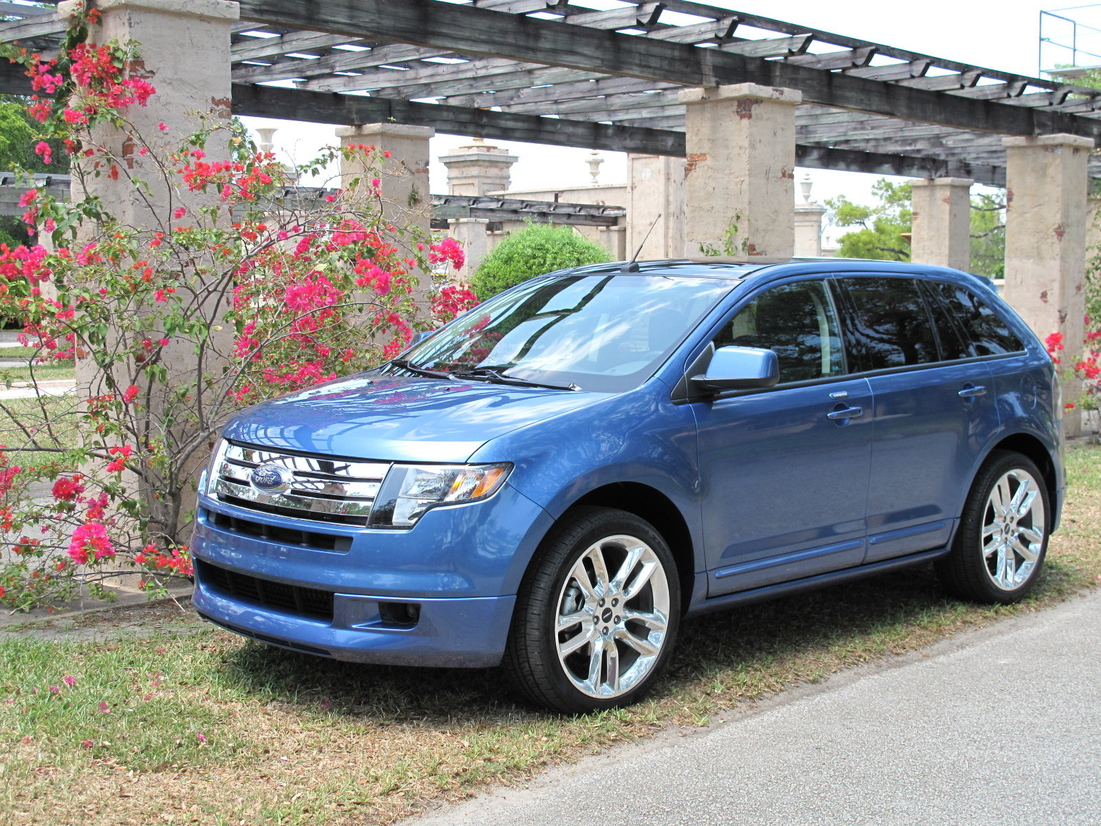 2010 ford edge sport review top speed. Black Bedroom Furniture Sets. Home Design Ideas