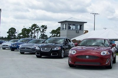 First Drive: 2010 Jaguar XKR and XFR