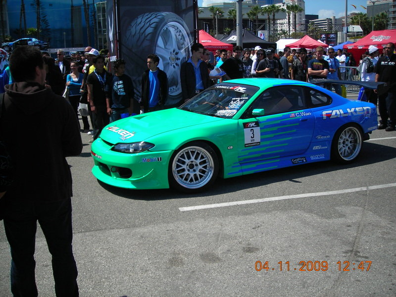 Formula D round 1: Streets of Long Beach