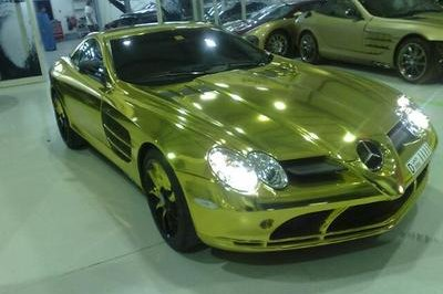 Gold SLR in Dubai