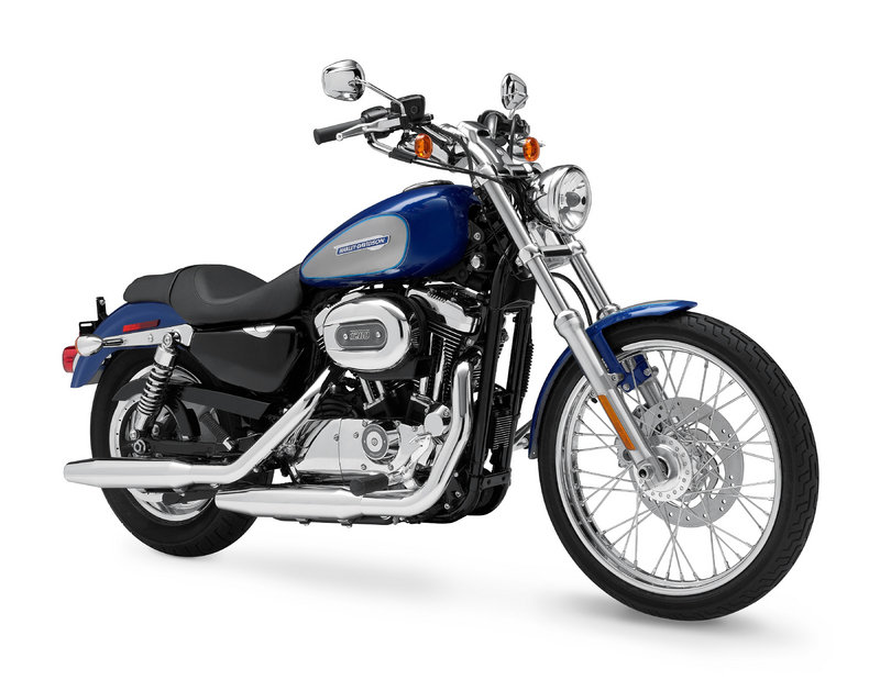 2009 Harley-Davidson XL Sportster 1200 Custom/Low/Nightster