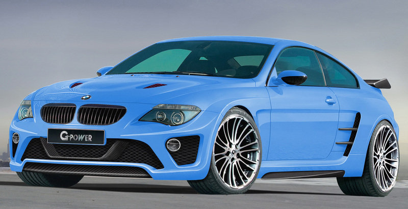 G-Power Hurricane CS based on the Bmw M6 - image 298319