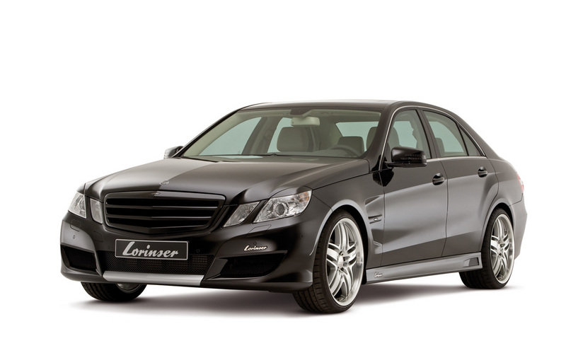 Mercedes-Benz E-Class by Lorinser official details