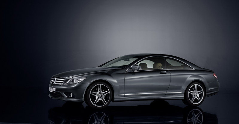 2009 Mercedes CL 500 Anniversary edition