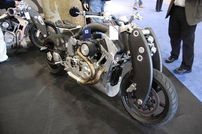 MotoTerminators spotted at NY Auto Show