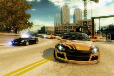 Need For Speed Undercover to receive new boss car package