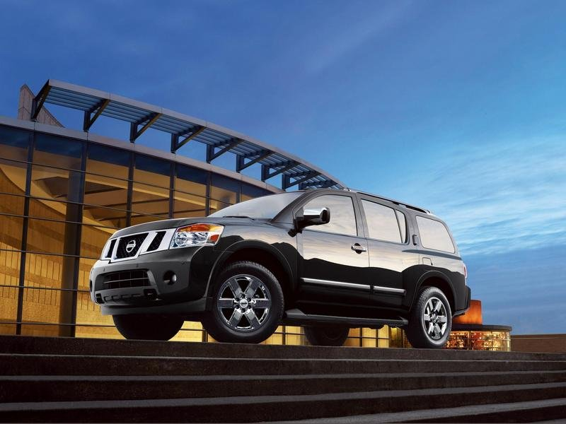 Nissan announced prices for 2010 Armada and 2009 Murano 360