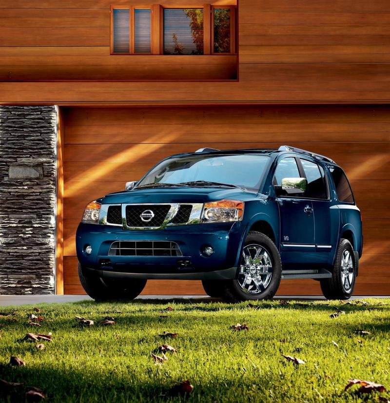 Nissan Announced Prices For 2010 Armada And 2009 Murano