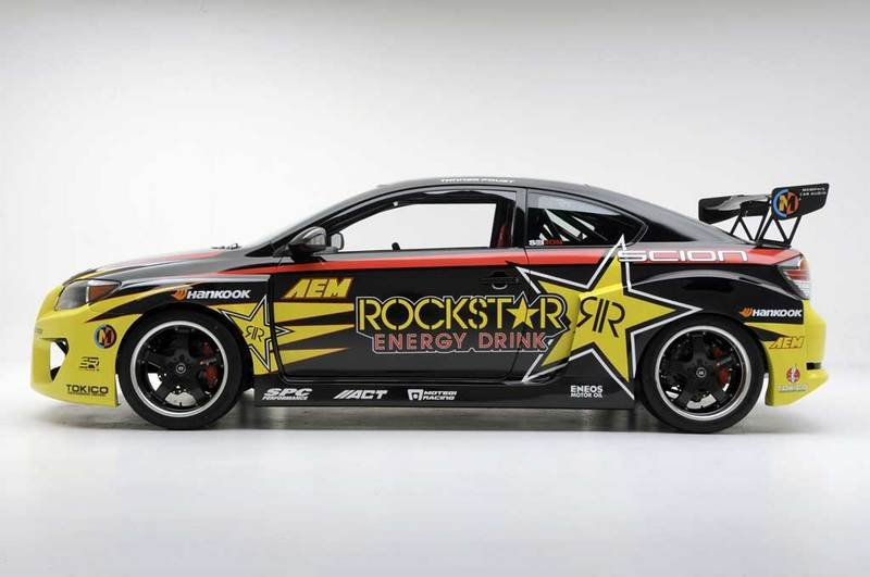 Rockstar AEM Scion tC