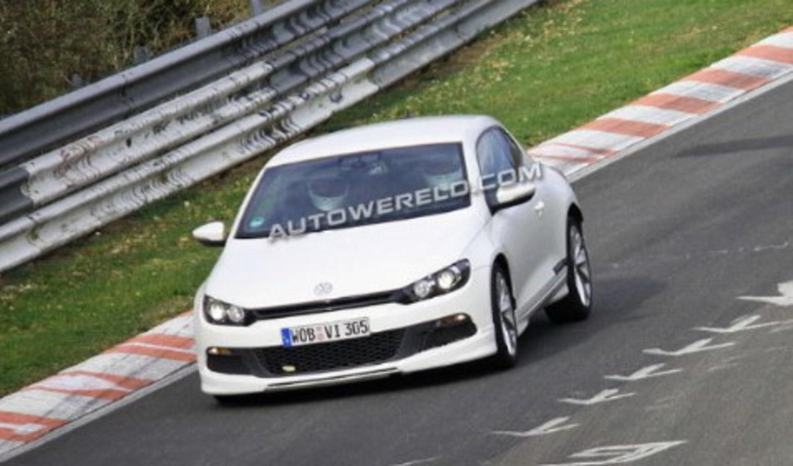 vw scirocco will get a r20t version news gallery top speed. Black Bedroom Furniture Sets. Home Design Ideas