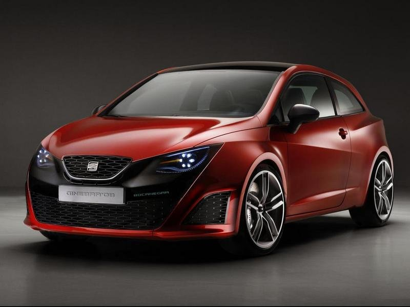 Seat Ibiza Bocanegra to be revealed in May
