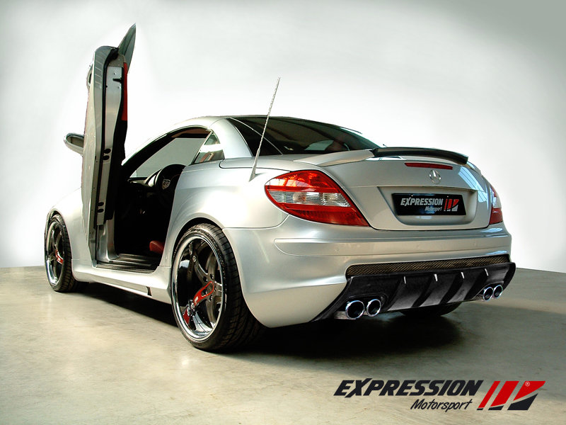 SLK-R from Expression Motorsport
