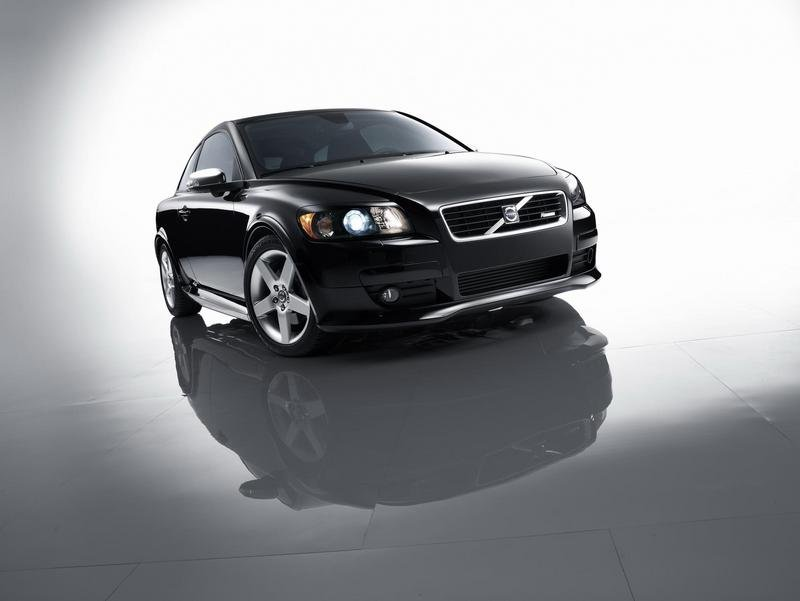 2009 Volvo C30, S40 and V50 DRIVe R-Design