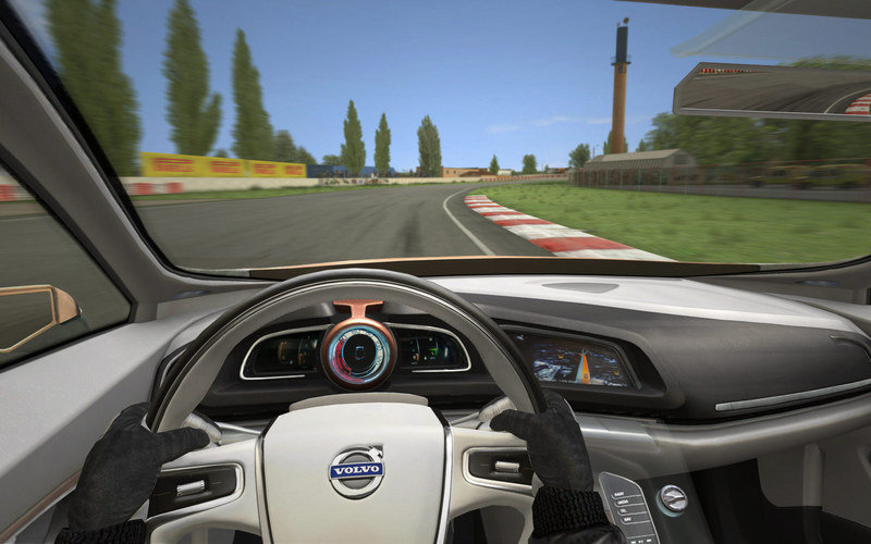 Volvo-The Game: free racing game featuring the S60 Concept - image 298059