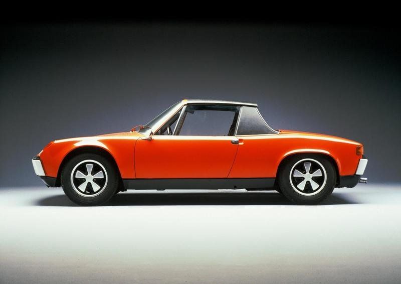 VW-Porsche 914 celebrates its 40th anniversary