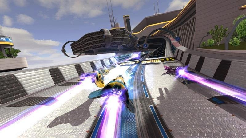Wipeout HD for PS3