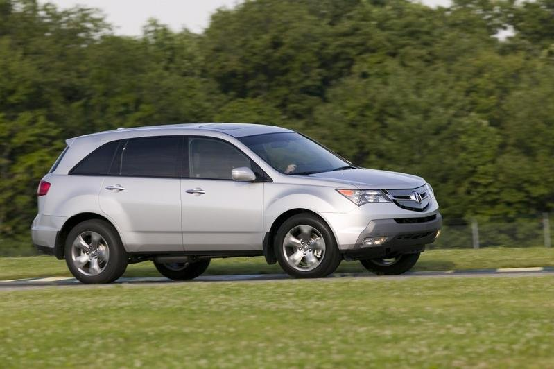 Acura Of Dayton >> 2009 Acura MDX Review - Top Speed