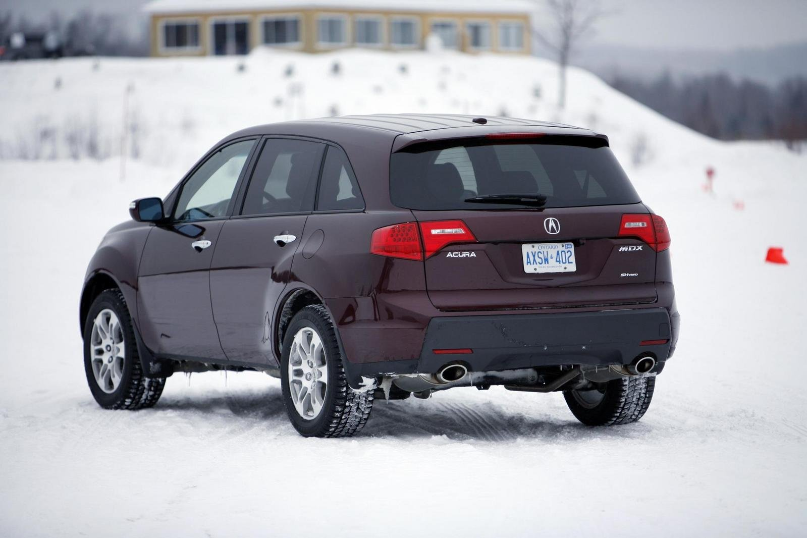 2009 acura mdx picture 299788 car review top speed. Black Bedroom Furniture Sets. Home Design Ideas