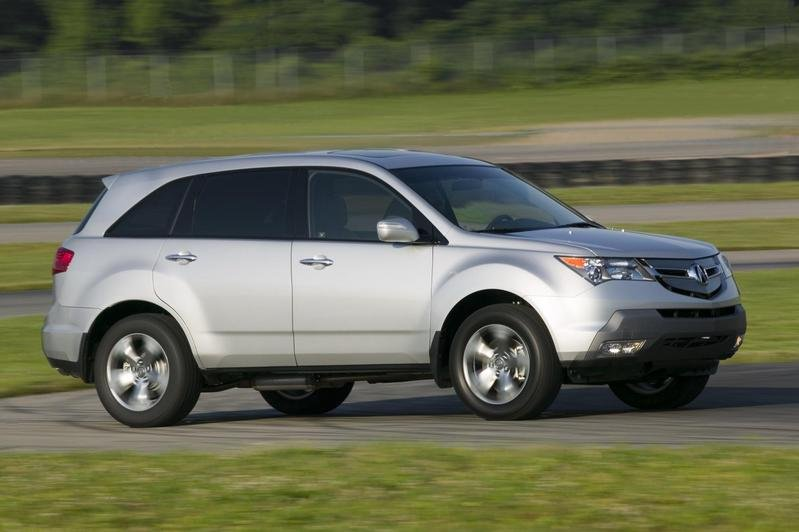 2009 Acura MDX Wallpaper