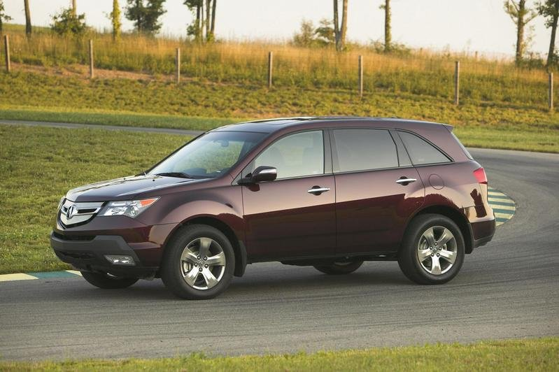 2009 acura mdx review top speed. Black Bedroom Furniture Sets. Home Design Ideas