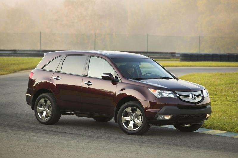 2009 Acura Mdx Review Top Speed