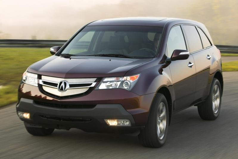 2009 acura mdx review gallery 299851 top speed. Black Bedroom Furniture Sets. Home Design Ideas