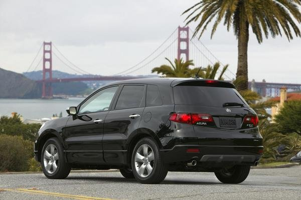 Acura Roadside Assistance >> 2009 Acura RDX | car review @ Top Speed
