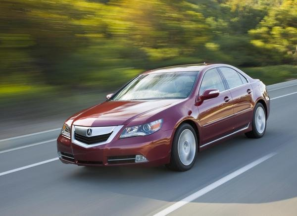 2009 acura rl car review top speed. Black Bedroom Furniture Sets. Home Design Ideas