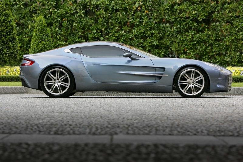 2012 Aston Martin One-77 High Resolution Exterior - image 398295