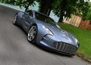 2012 Aston Martin One-77 - image 398296