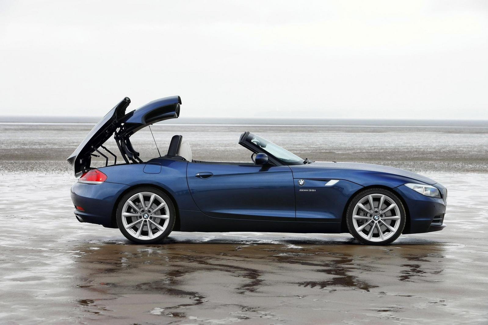 2009 bmw z4 roadster picture 299354 car review top speed. Black Bedroom Furniture Sets. Home Design Ideas