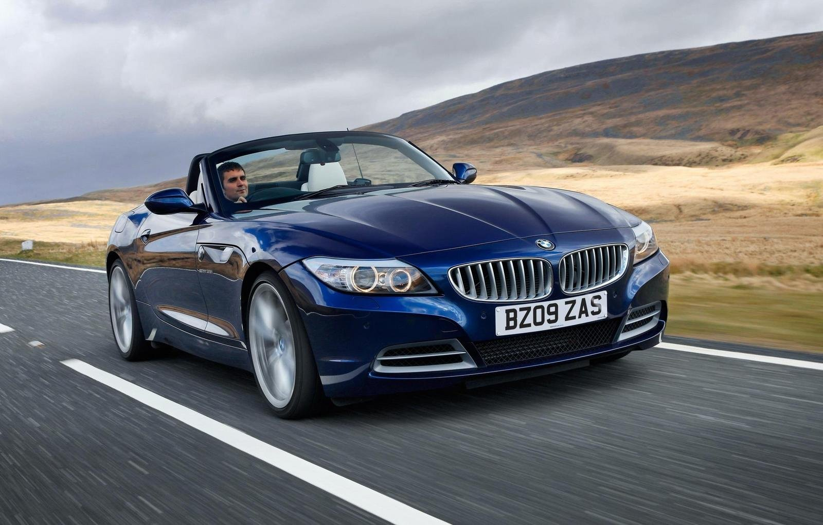 2009 Bmw Z4 Roadster Picture 299360 Car Review Top Speed