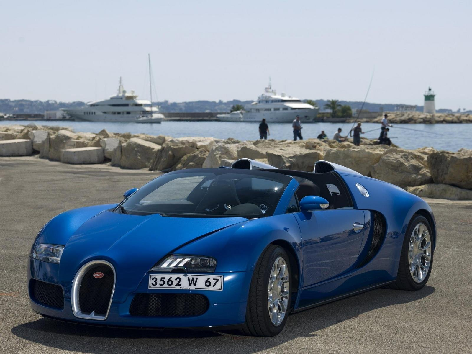 Bugatti Veyron 2009 Grand Sport Awesome view