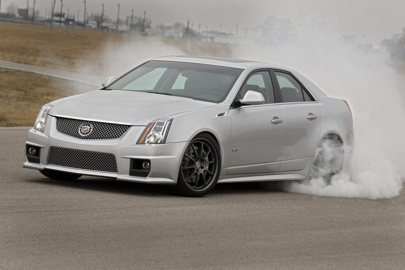 2009 Cadillac CTS-V by Hennessey - image 298627