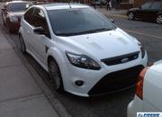 2009 Ford Focus RS spotted in Michigan - image 298576