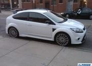 2009 Ford Focus RS spotted in Michigan - image 298577