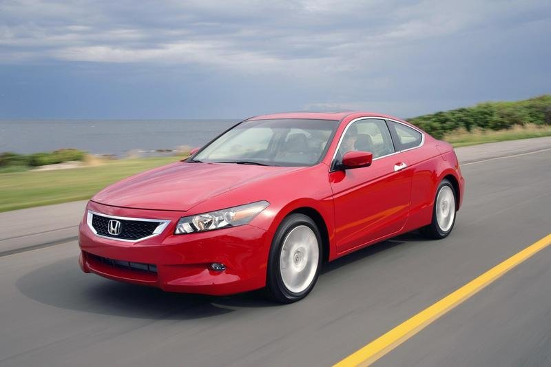 2009 Honda Accord | Top Speed. »