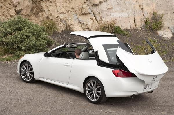 2009 - 2010 Infiniti G37 Convertible | car review @ Top Speed