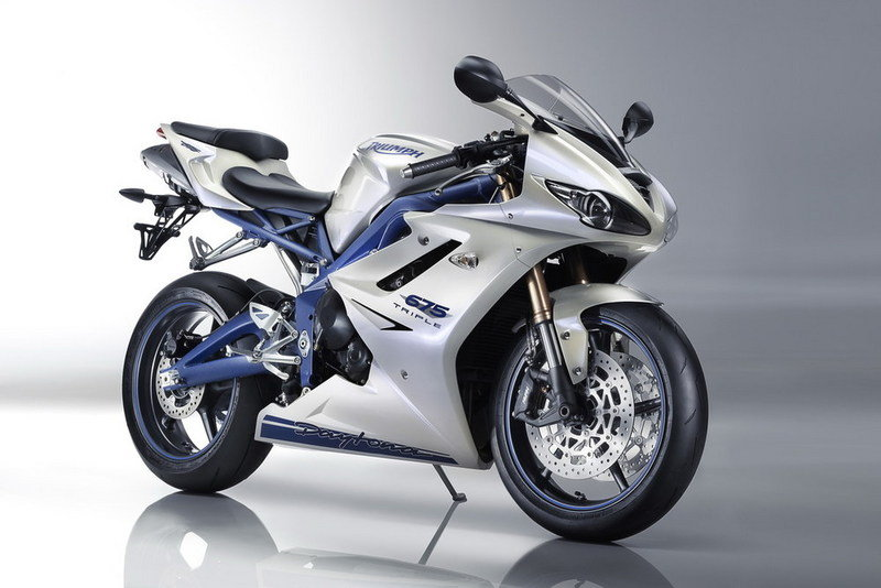 2009 Triumph Daytona 675 SE leaves us speechless