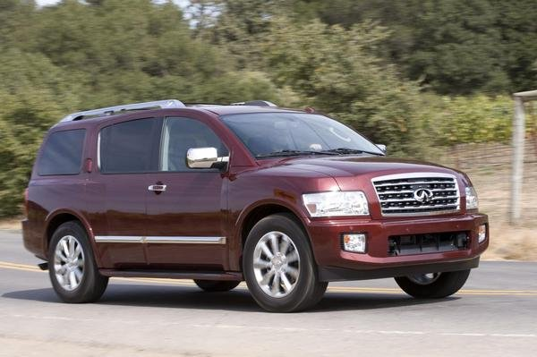 2010 infiniti qx56 pricing announced car news top speed. Black Bedroom Furniture Sets. Home Design Ideas