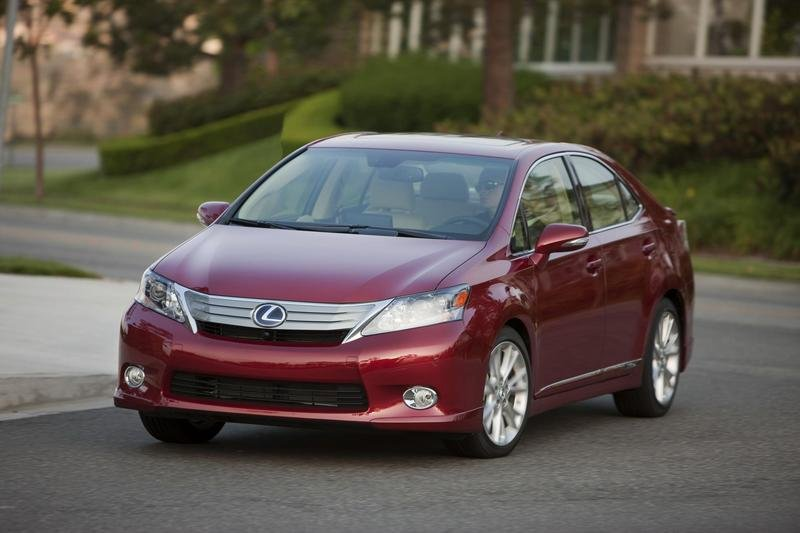 2010 lexus hs 250h review gallery 302629 top speed. Black Bedroom Furniture Sets. Home Design Ideas