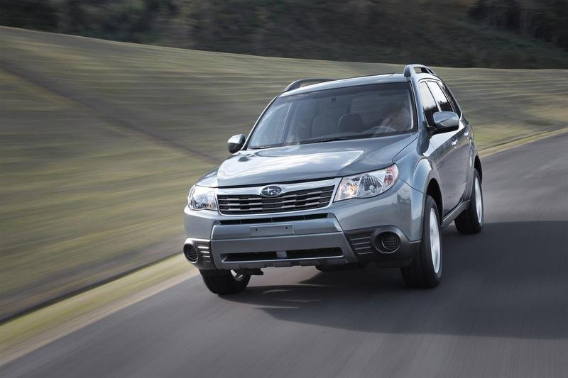 2010 Subaru Forester prices revealed
