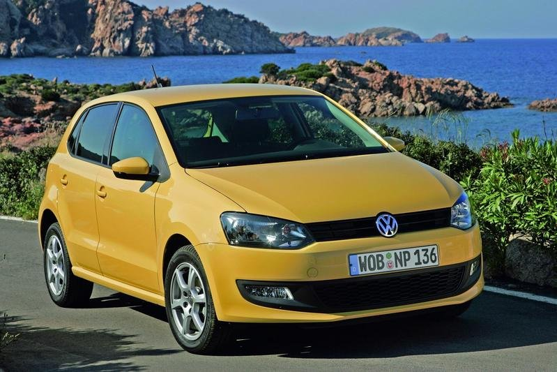 2010 Volkswagen Polo Picture