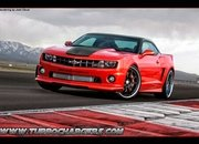 Chevy Camaro 600 HP by Artisan Performance and Turbochargers.com