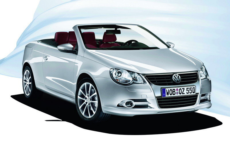 Aerodynamic package for the Volkswagen Eos