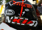 Arai taking orders for Haga Monza limited edition helmet - image 301570