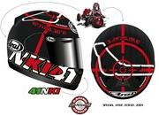 Arai taking orders for Haga Monza limited edition helmet - image 301569